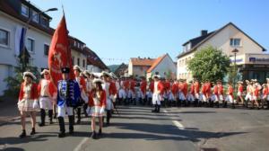 Schüttenhoff Freitag Junge Garde